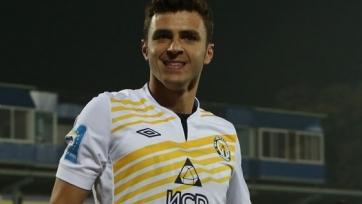 Жуниор Мораес: «Хочу играть в Лиге чемпионов»
