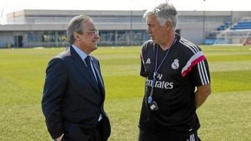 Marca: О расставании с Анелотти может быть объявлено сразу после матча «Реал» - «Хетафе»