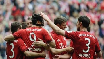 «Бавария» завершила чемпионат победой