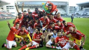 «Бенфика» выиграла в заключительном туре чемпионата Португалии