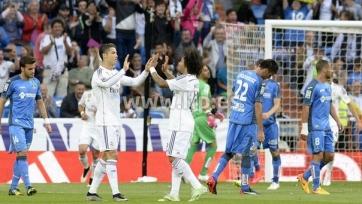 Криштиану Роналду забил 1000-й гол заканчивающегося сезона Примеры