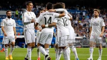 «Реал» опустошил мешок с голами