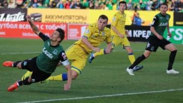 «Краснодар» обыграл «Ростов» и вернулся в зону Лиги чемпионов