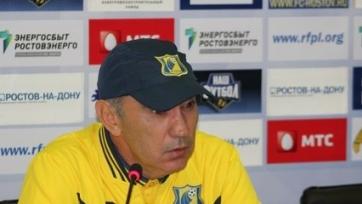 Курбан Бердыев: «Обидное поражение»