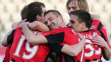 «Амкар» сохранил прописку в Премьер Лиге