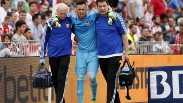 Диего Алвес может не сыграть на Кубке Америки