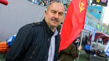 Станислав Черчесов: «Победы пережили, давайте вместе переживем и неудачи»