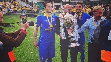 БАТЭ выиграл Кубок Белоруссии