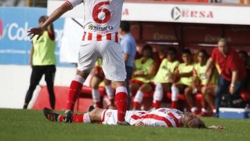 В Аргентине от сердечного приступа скончался еще один футболист