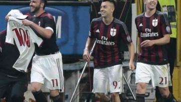 Футболисты «Милана» довольны победой над «Торино»