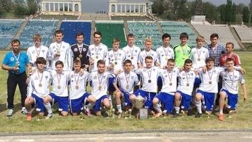 «ДЮСШ-НН-Волга» выиграла чемпионат России U19