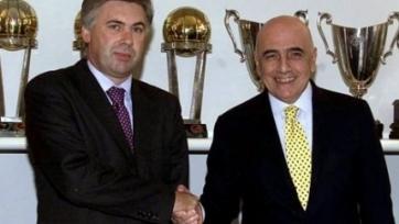Адриано Галлиани признал «охоту» на Анчелотти