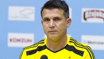 Зекич больше не является тренером «Шерифа»