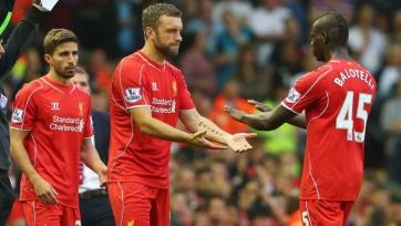 «Ливерпуль» готов расстаться сразу с тремя нападающими