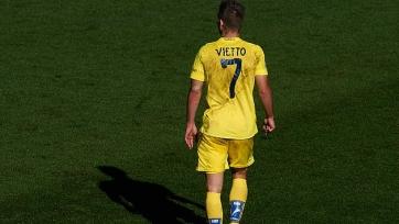 «Вильярреал» готов продать Вьетто за 20 млн. евро
