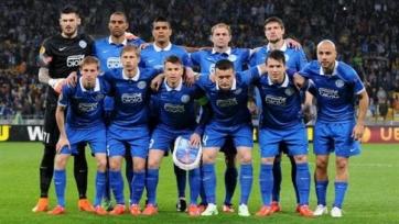 Четверо футболистов «Днепра» вошли в символическую сборную Лиги Европы
