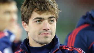 Антон Соснин – лучший в составе «Кубани»