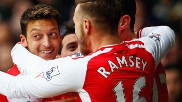 Озил: «Арсенал» не является явным фаворитом финала FA Cup»