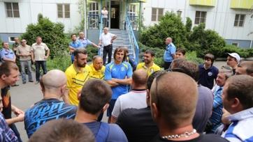 Игроки «Ростова» провели встречу с фанатами