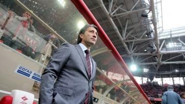 Якин отправлен в отставку с поста главного тренера «Спартака»