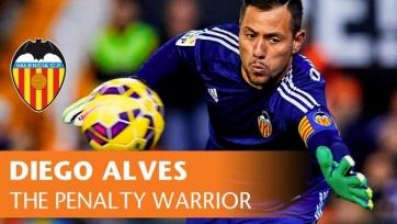 Диего Алвес перенес операцию