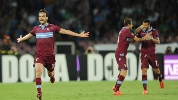 «Лацио» выиграл схватку за Лигу чемпионов
