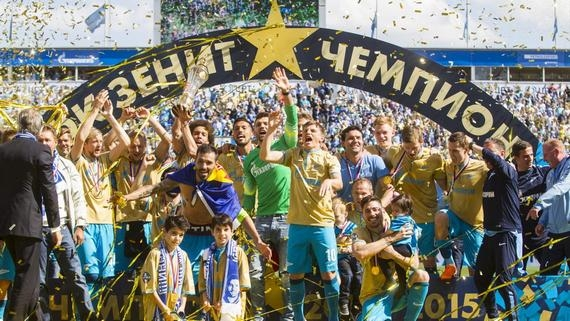 FootballHD Awards. Российская Футбольная Премьер-Лига