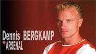 Легенды Английской премьер-лиги - Деннис Бергкамп / Legends of the Barclays Premier League - Dennis Bergkamp