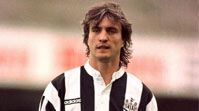 Легенды английской премьер-лиги - Давид Жинола / Legends of the Barclays Premier League - David Ginola