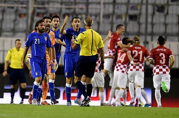 Диетическое питание. Как сборная Италии перестала быть топовой командой