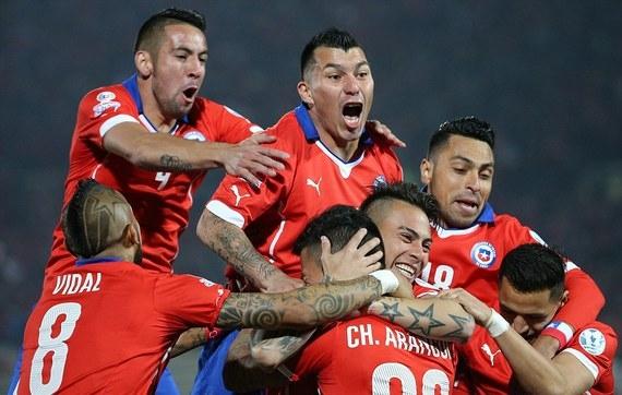 Почему весь мир обожает сборную Чили