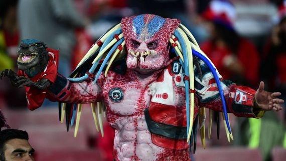 Дневник Кубка Америки-2015. Парагвае-перуанское дежавю