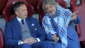 Официально. Синиша Михайлович больше не является тренером «Сампдории»