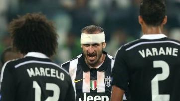 Кьеллини назвал Месси «Богом футбола»