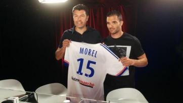 Морель стал игроком «Лиона»