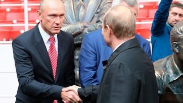 Официально: Гендиректором «Спартака» стал Сергей Родионов