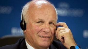Дайк: «Катар лишится права проведения ЧМ-2022»