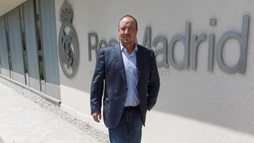 Официально: Контракт Бенитеса с «Реалом» рассчитан на три года
