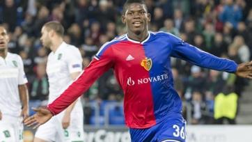 «Ювентус» сделал предложение по 18-летнему форварду «Базеля»
