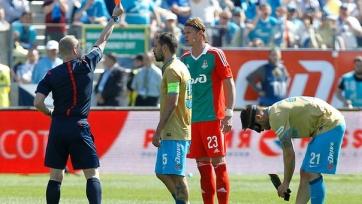 Дмитрий Тарасов пропустит два первых матча сезона 2015/16