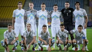 Словения выиграла «Мемориал В.Лобановского»