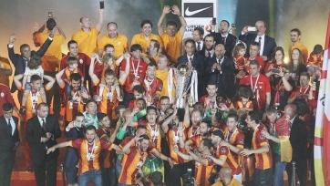 «Галатасарай» выиграл Кубок Турции