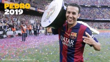 Официально. Педро Родригес продлил контракт с «Барселоной»