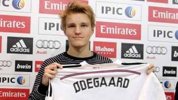 Эдегор будет готовиться к сезону с основным составом «Реала»