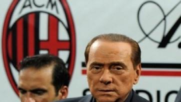 Берлускони отказался продавать «Милан» за миллиард евро