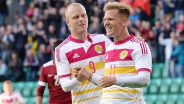 Шотландия переиграла Катар