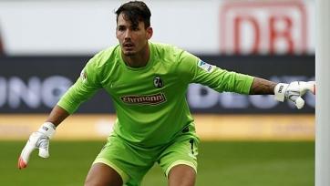 Дортмундская «Боруссия» намерена подписать вратаря «Фрайбурга»