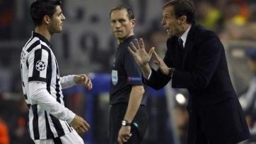 Массимилиано Аллери: «По  большему счету, мы контролировали матч»