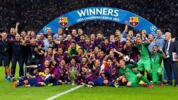 Победа «Барселоны» стала 15-й для Испании в КЧ/ЛЧ