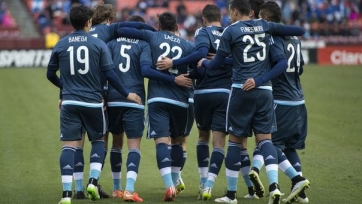 Аргентина не оставила шансов Боливии